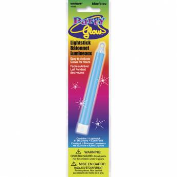 Glow in the Dark stick Kleur: Blauw